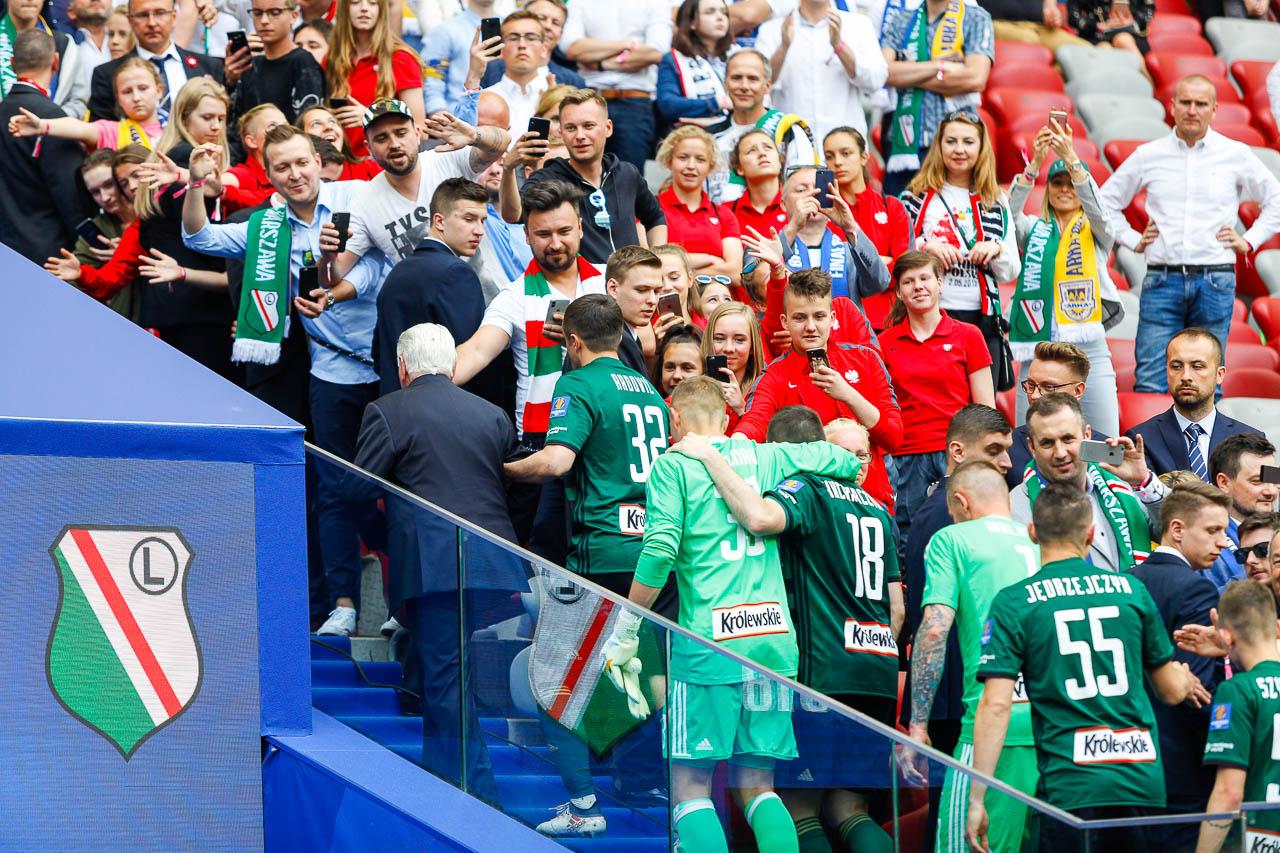 Arka Gdynia 1-2 Legia Warszawa - fot. Piotr Galas (zdjęcie 104 z 142)