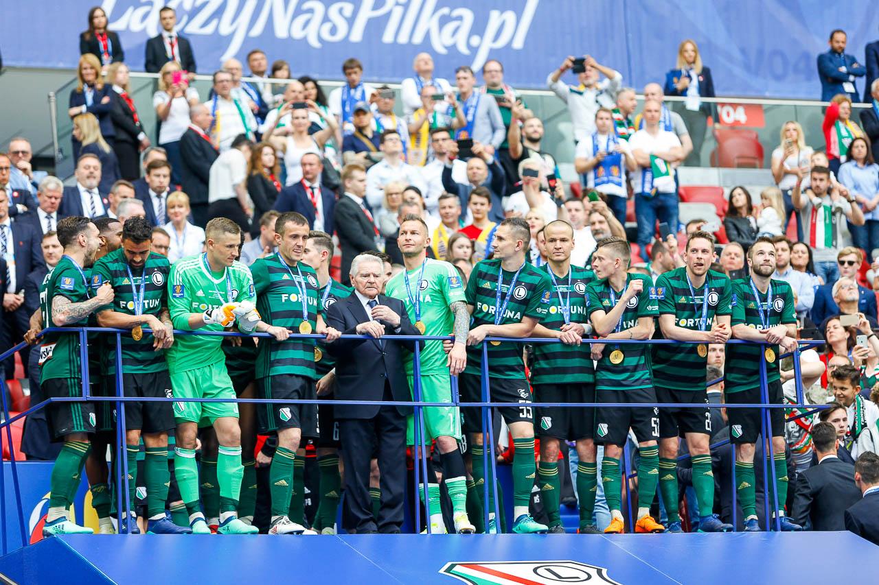 Arka Gdynia 1-2 Legia Warszawa - fot. Piotr Galas (zdjęcie 109 z 142)