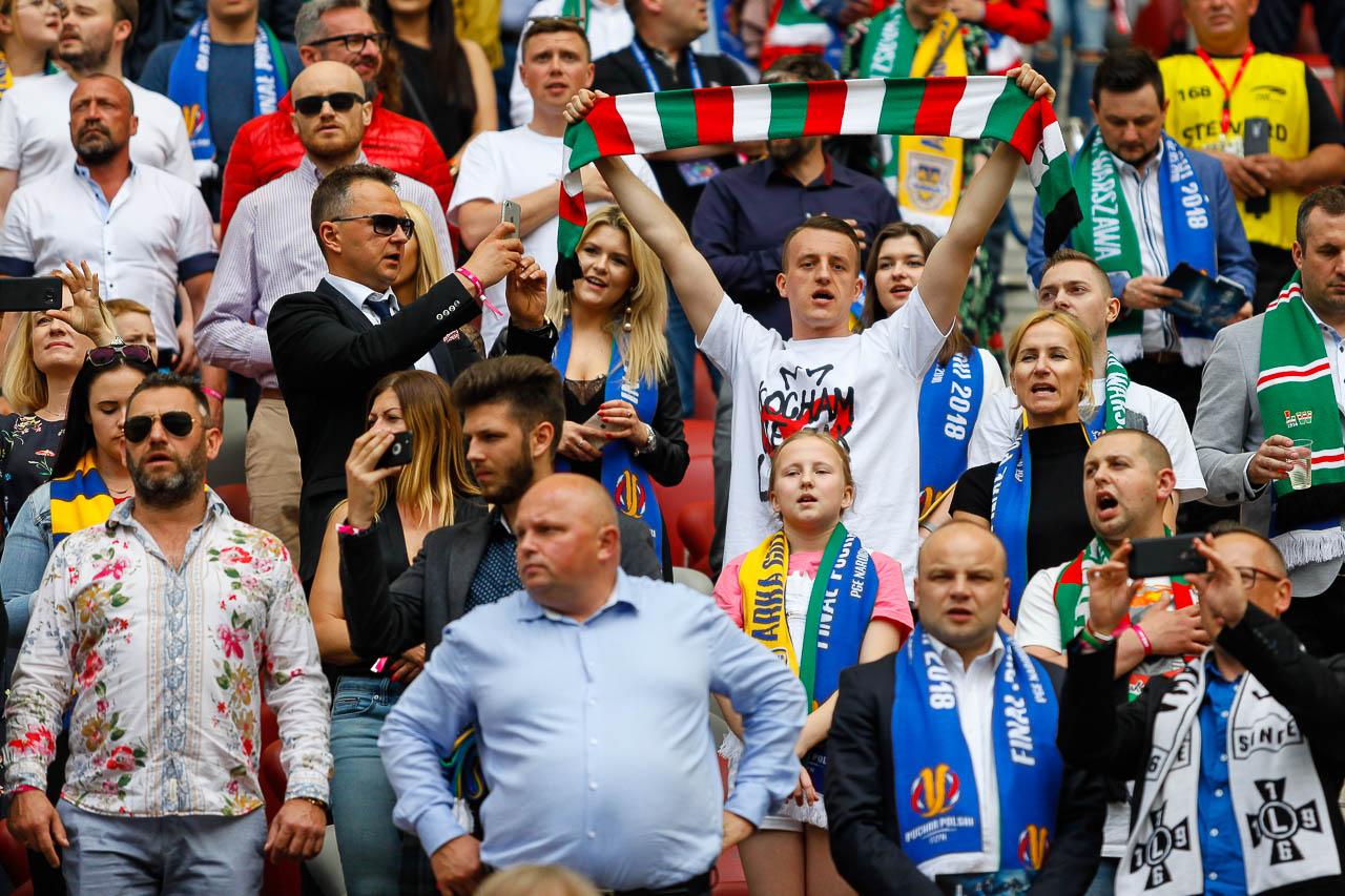 Arka Gdynia 1-2 Legia Warszawa - fot. Piotr Galas (zdjęcie 11 z 142)
