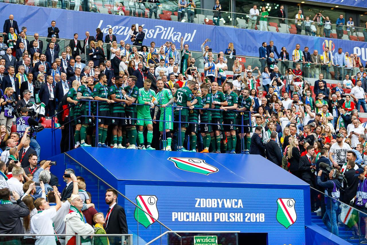 Arka Gdynia 1-2 Legia Warszawa - fot. Piotr Galas (zdjęcie 113 z 142)