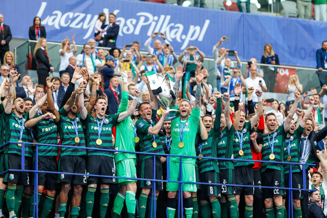 Arka Gdynia 1-2 Legia Warszawa - fot. Piotr Galas (zdjęcie 114 z 142)