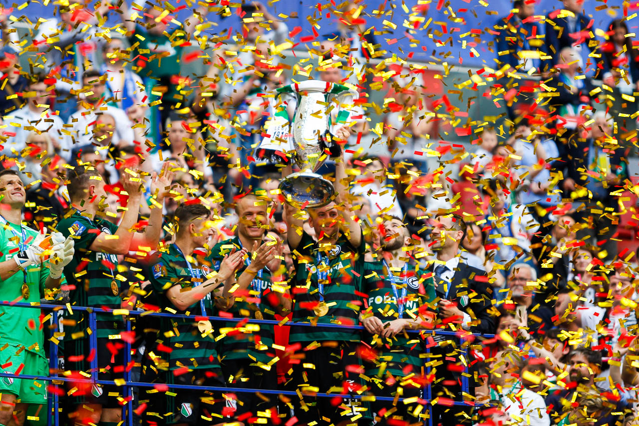 Arka Gdynia 1-2 Legia Warszawa - fot. Piotr Galas (zdjęcie 117 z 142)