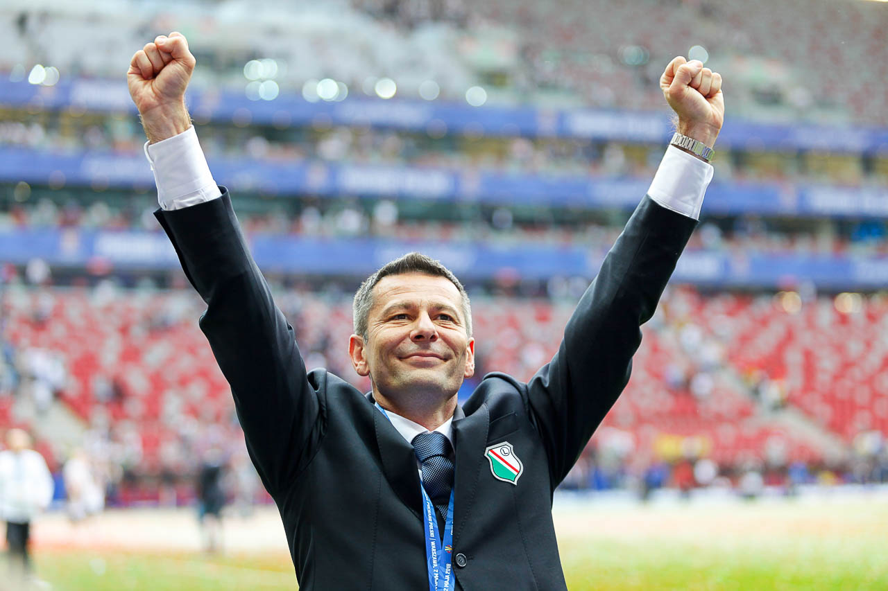 Arka Gdynia 1-2 Legia Warszawa - fot. Piotr Galas (zdjęcie 124 z 142)