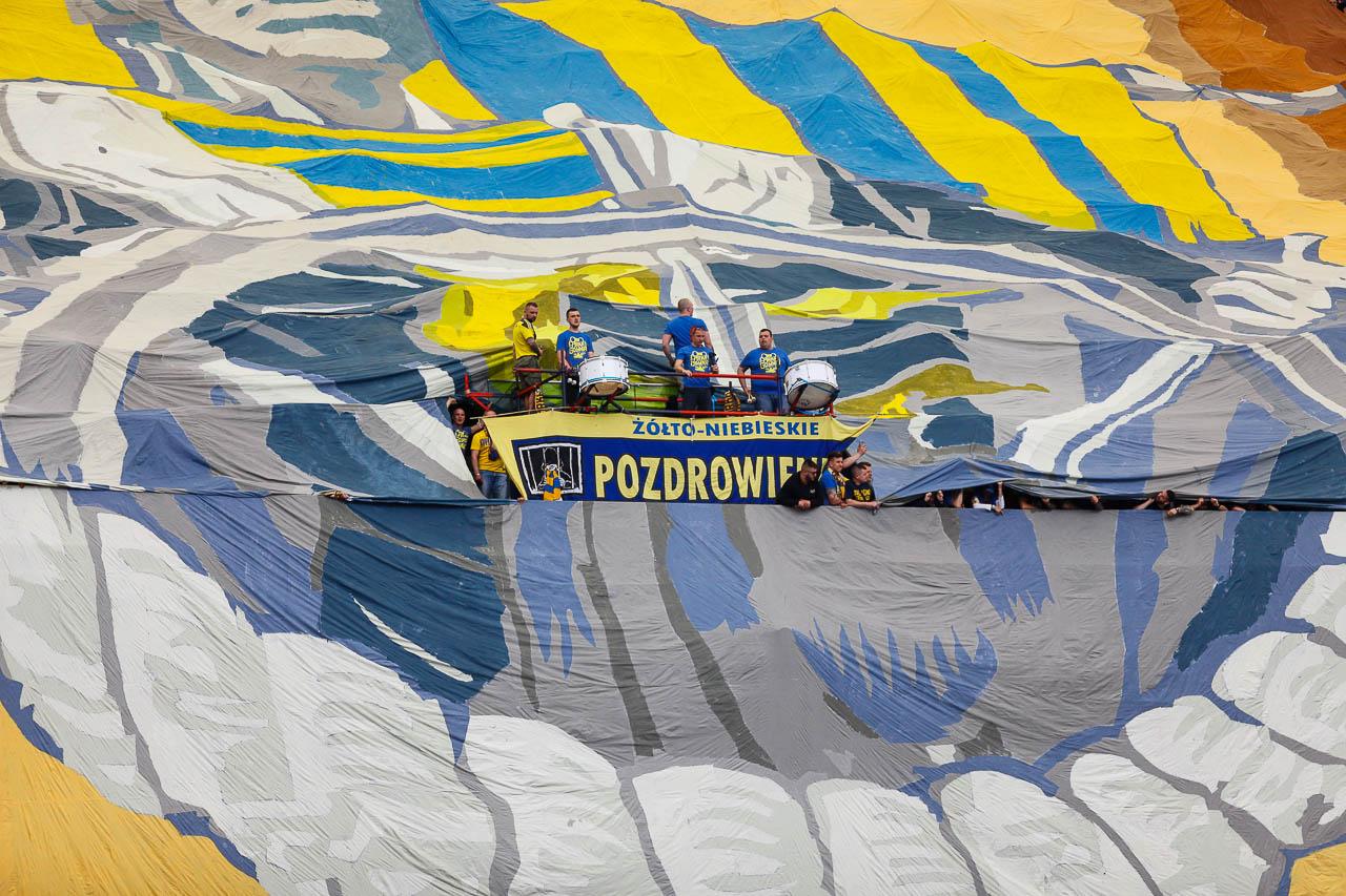Arka Gdynia 1-2 Legia Warszawa - fot. Piotr Galas (zdjęcie 13 z 142)