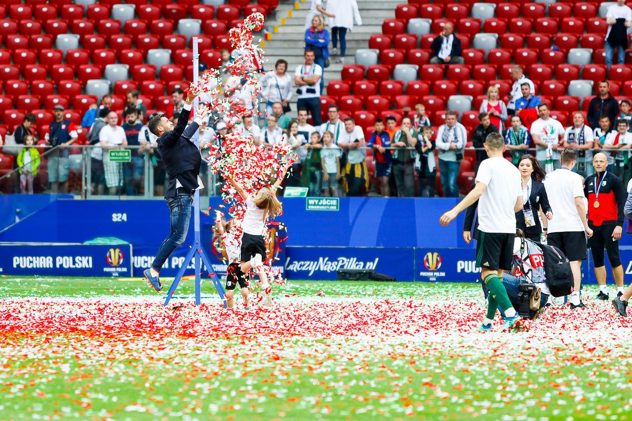 Arka Gdynia 1-2 Legia Warszawa - fot. Piotr Galas (zdjęcie 140 z 142)