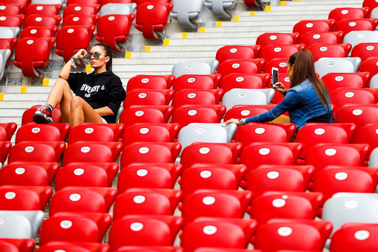Arka Gdynia 1-2 Legia Warszawa - fot. Piotr Galas (zdjęcie 141 z 142)