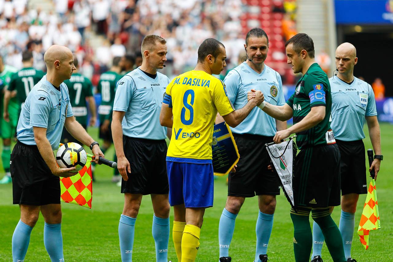 Arka Gdynia 1-2 Legia Warszawa - fot. Piotr Galas (zdjęcie 17 z 142)