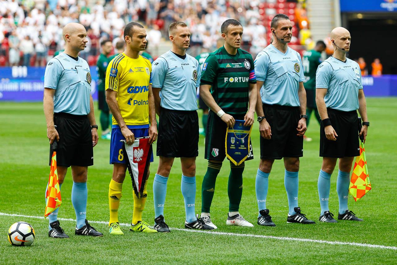 Arka Gdynia 1-2 Legia Warszawa - fot. Piotr Galas (zdjęcie 18 z 142)