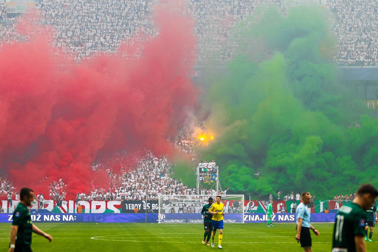 Arka Gdynia 1-2 Legia Warszawa - fot. Piotr Galas (zdjęcie 21 z 142)
