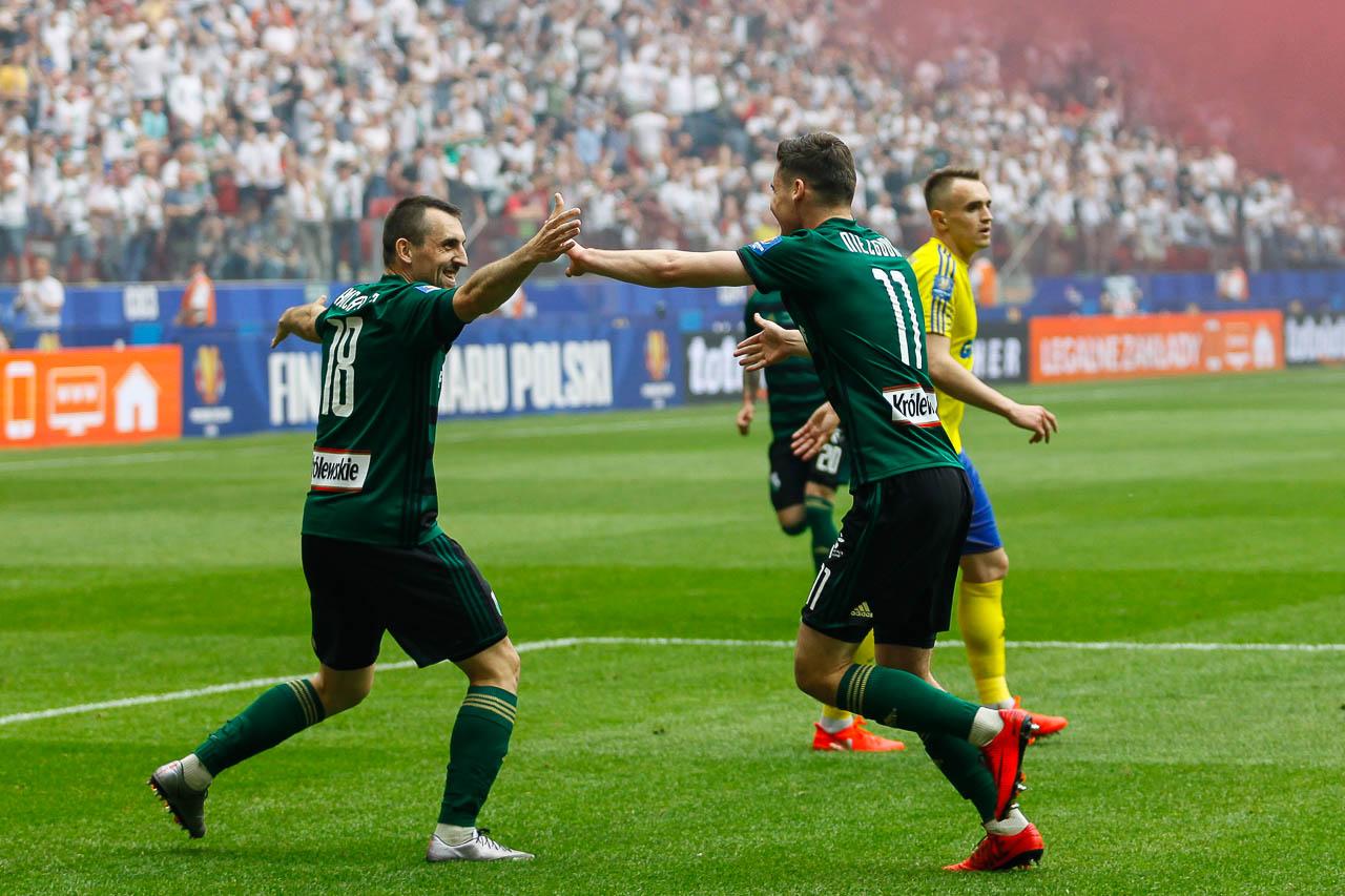 Arka Gdynia 1-2 Legia Warszawa - fot. Piotr Galas (zdjęcie 23 z 142)