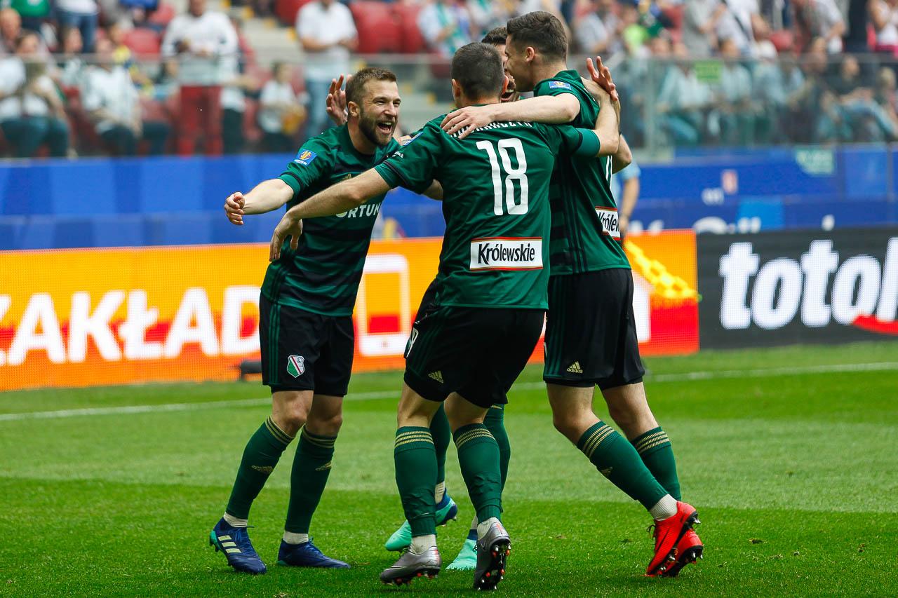 Arka Gdynia 1-2 Legia Warszawa - fot. Piotr Galas (zdjęcie 24 z 142)