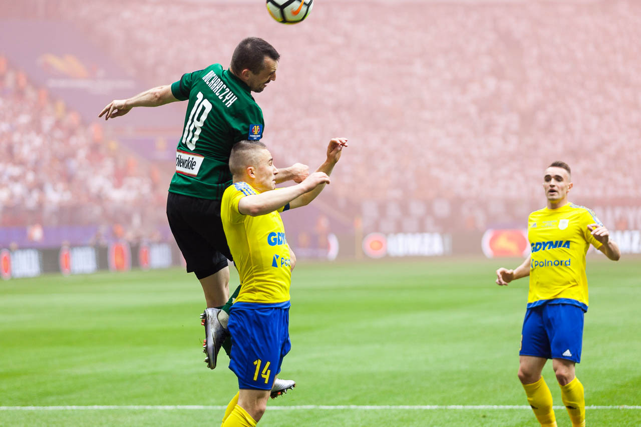 Arka Gdynia 1-2 Legia Warszawa - fot. Piotr Galas (zdjęcie 28 z 142)