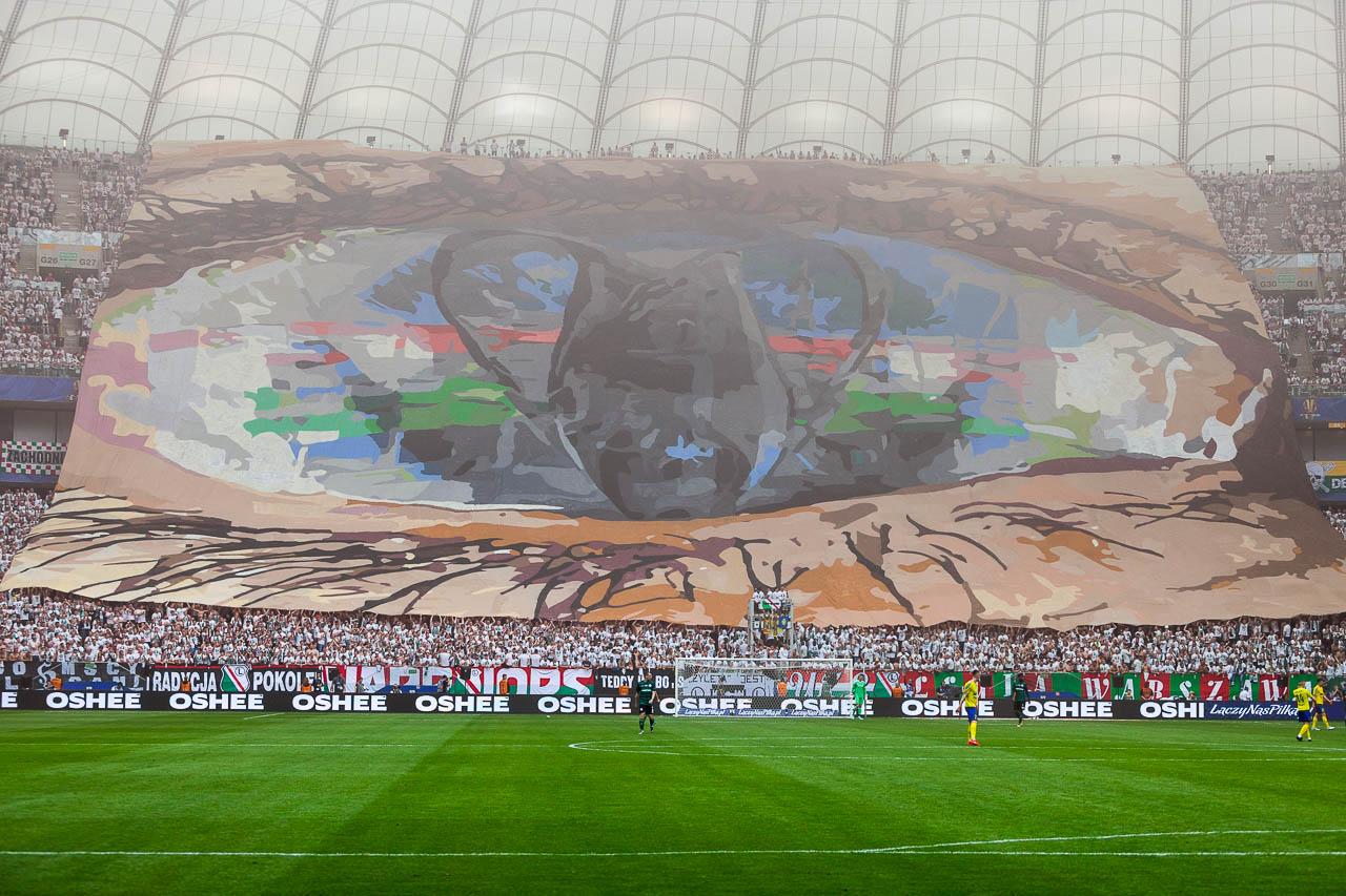 Arka Gdynia 1-2 Legia Warszawa - fot. Piotr Galas (zdjęcie 29 z 142)