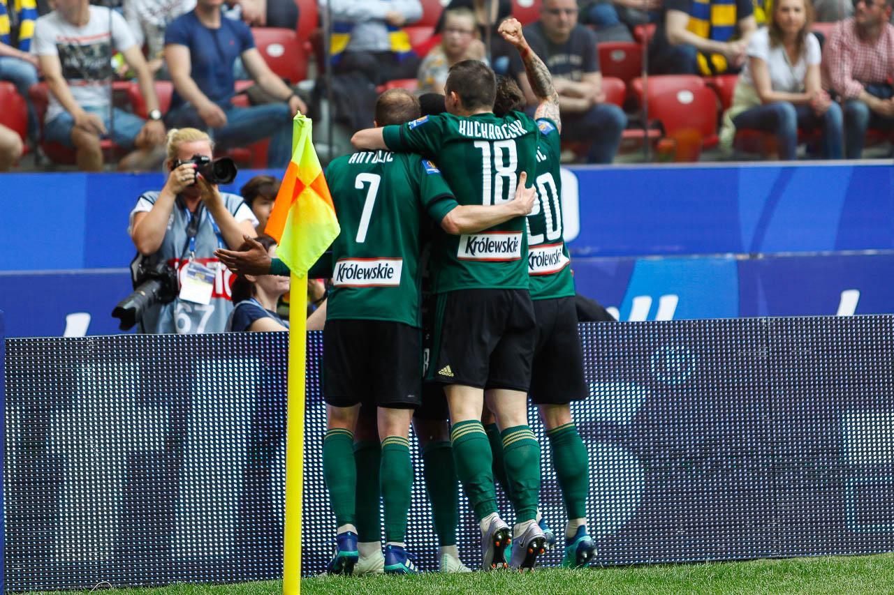 Arka Gdynia 1-2 Legia Warszawa - fot. Piotr Galas (zdjęcie 34 z 142)
