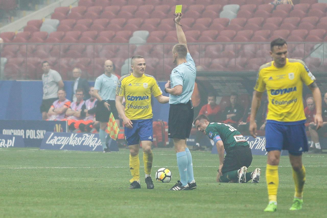 Arka Gdynia 1-2 Legia Warszawa - fot. Piotr Galas (zdjęcie 37 z 142)