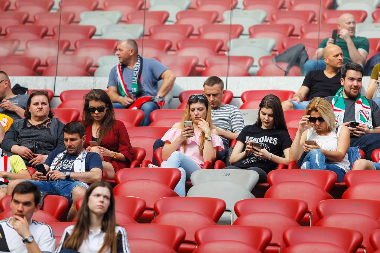 Arka Gdynia 1-2 Legia Warszawa - fot. Piotr Galas (zdjęcie 39 z 142)