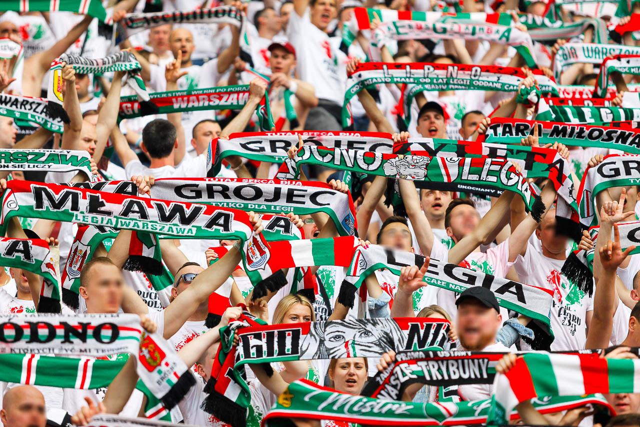 Arka Gdynia 1-2 Legia Warszawa - fot. Piotr Galas (zdjęcie 44 z 142)