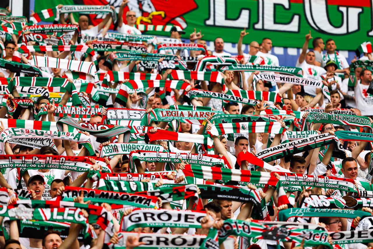 Arka Gdynia 1-2 Legia Warszawa - fot. Piotr Galas (zdjęcie 45 z 142)
