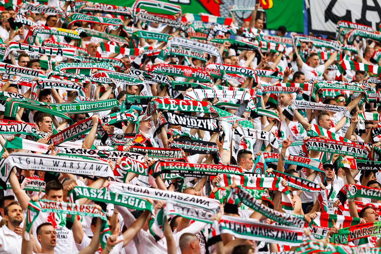 Arka Gdynia 1-2 Legia Warszawa - fot. Piotr Galas (zdjęcie 46 z 142)