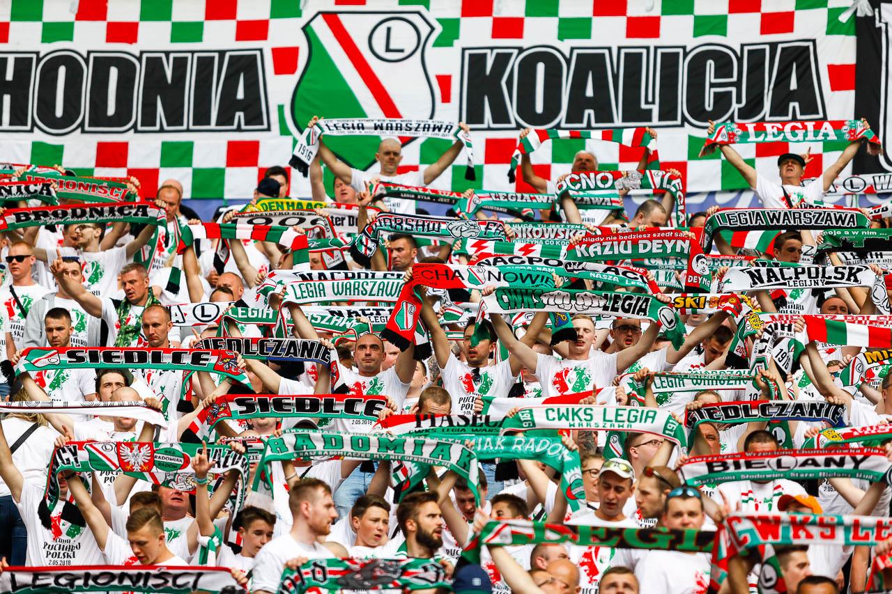 Arka Gdynia 1-2 Legia Warszawa - fot. Piotr Galas (zdjęcie 47 z 142)
