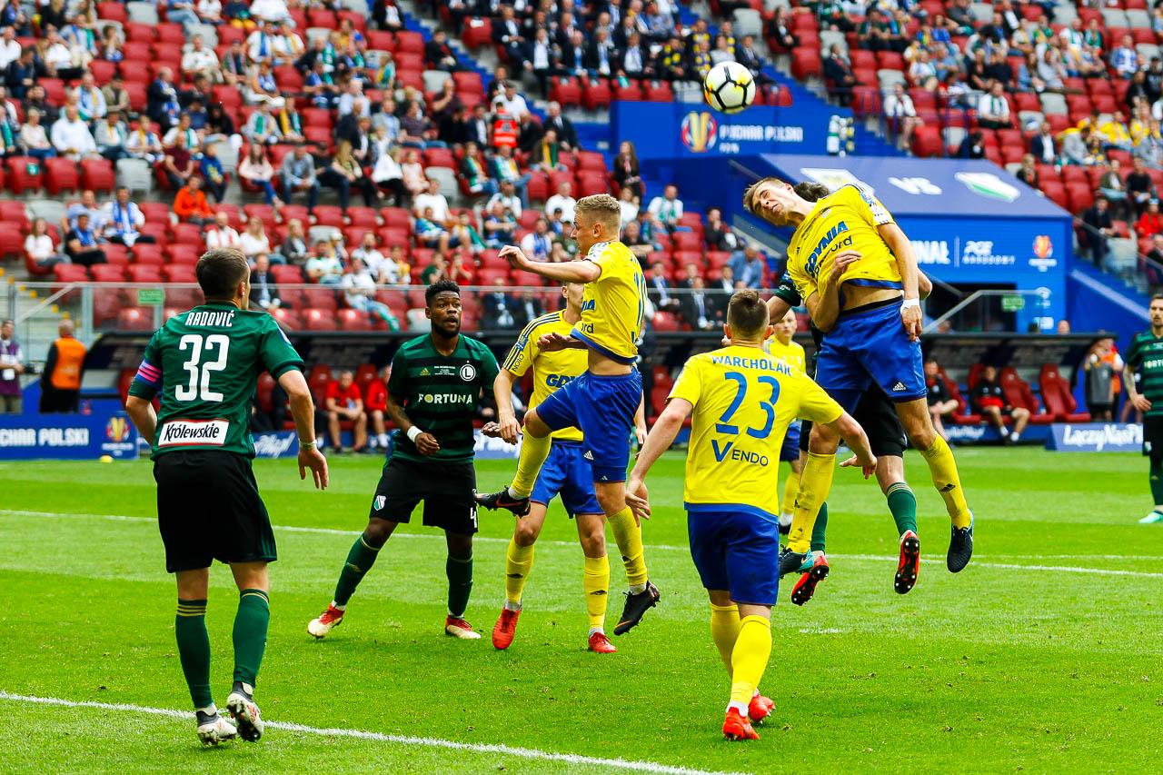 Arka Gdynia 1-2 Legia Warszawa - fot. Piotr Galas (zdjęcie 49 z 142)