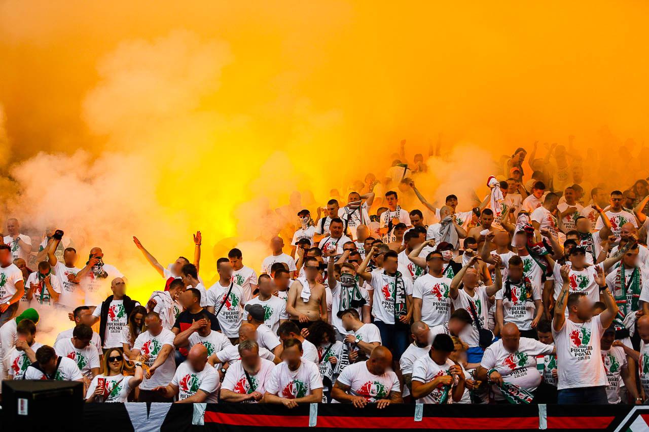Arka Gdynia 1-2 Legia Warszawa - fot. Piotr Galas (zdjęcie 52 z 142)