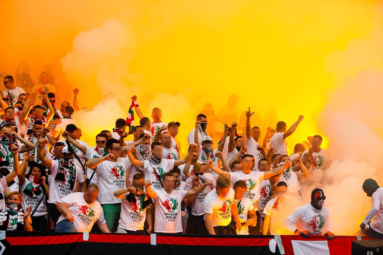 Arka Gdynia 1-2 Legia Warszawa - fot. Piotr Galas (zdjęcie 53 z 142)