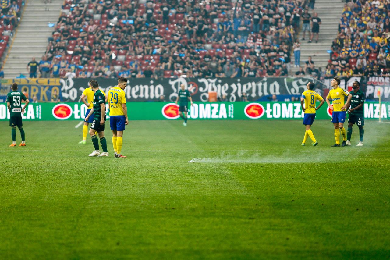 Arka Gdynia 1-2 Legia Warszawa - fot. Piotr Galas (zdjęcie 55 z 142)