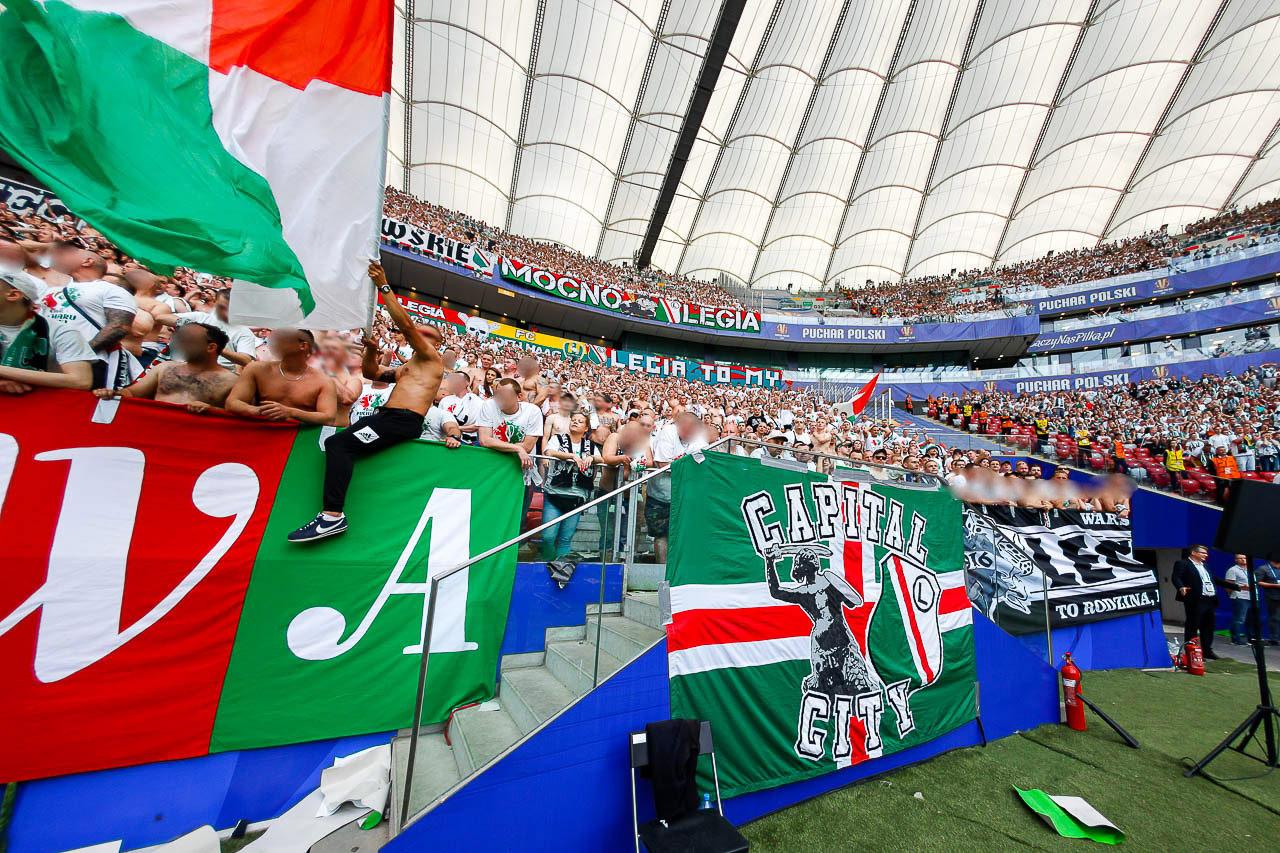 Arka Gdynia 1-2 Legia Warszawa - fot. Piotr Galas (zdjęcie 64 z 142)