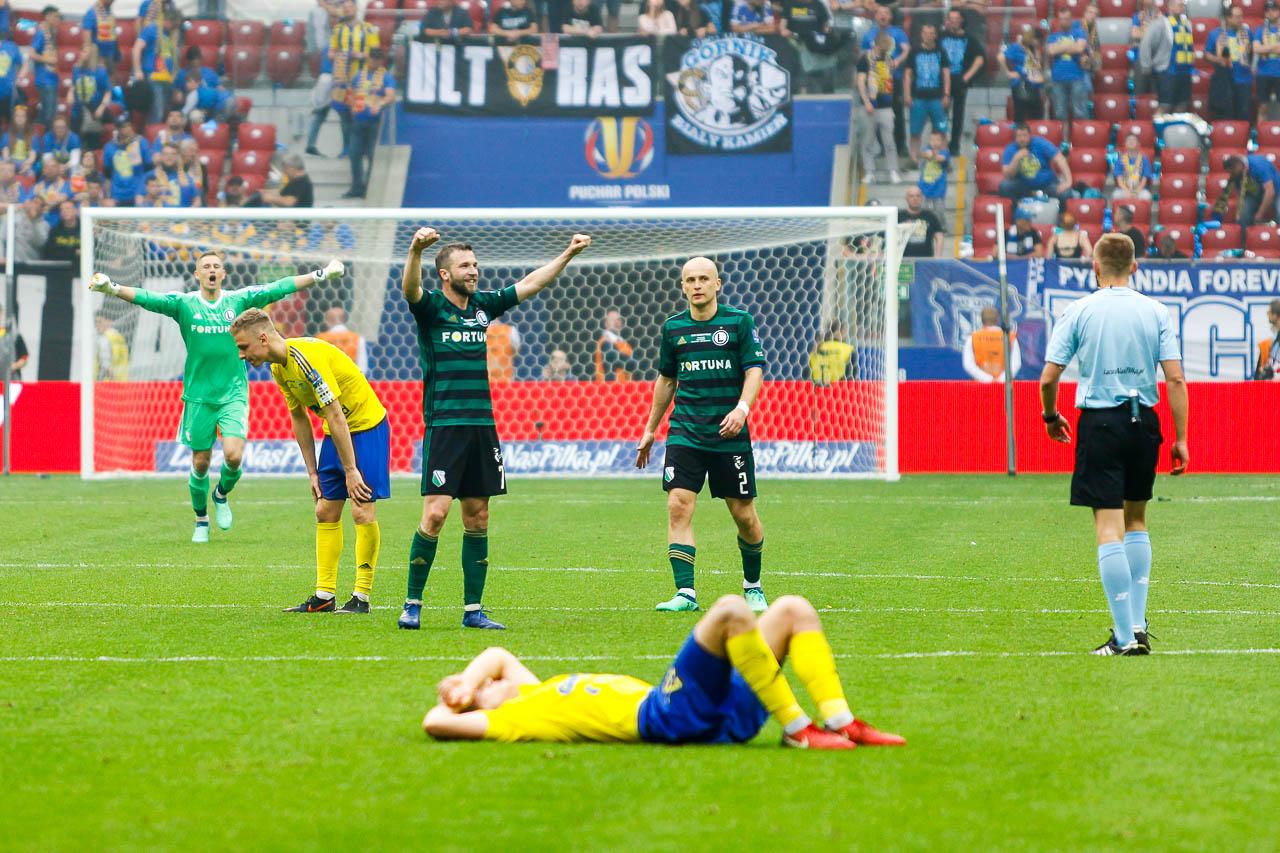 Arka Gdynia 1-2 Legia Warszawa - fot. Piotr Galas (zdjęcie 70 z 142)