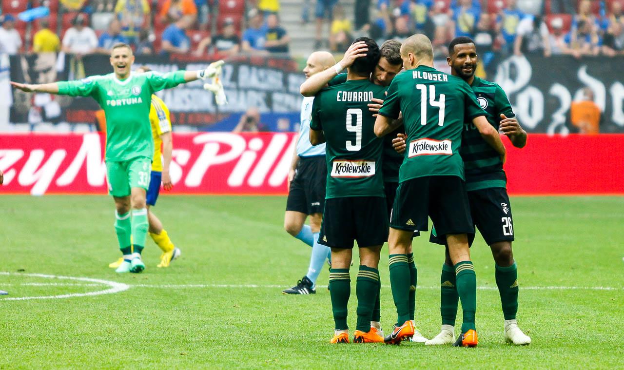 Arka Gdynia 1-2 Legia Warszawa - fot. Piotr Galas (zdjęcie 71 z 142)