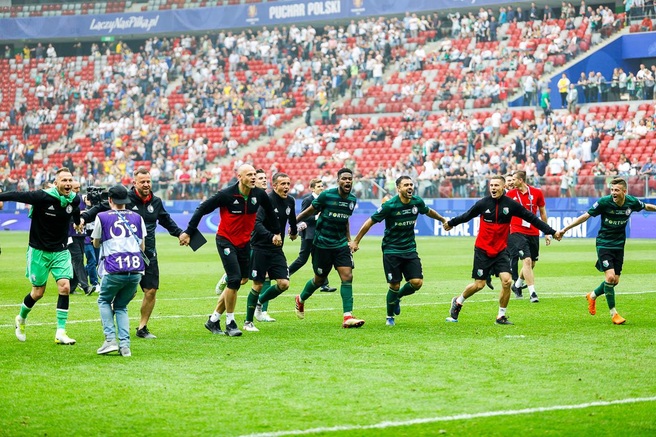 Arka Gdynia 1-2 Legia Warszawa - fot. Piotr Galas (zdjęcie 73 z 142)