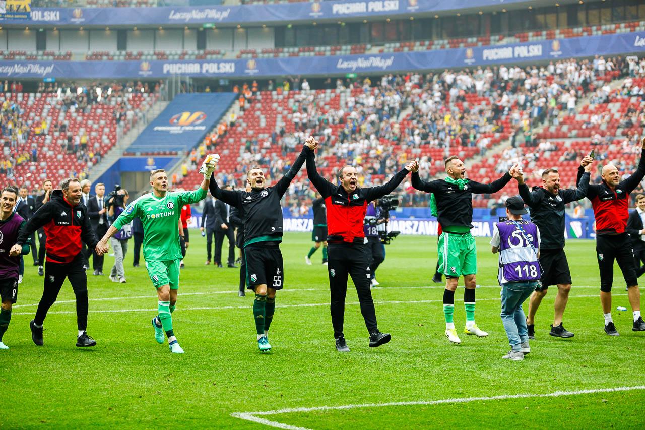 Arka Gdynia 1-2 Legia Warszawa - fot. Piotr Galas (zdjęcie 74 z 142)