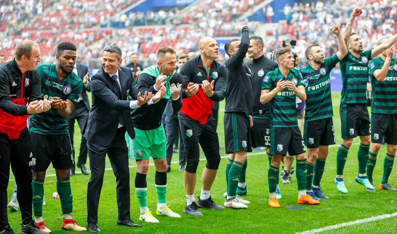 Arka Gdynia 1-2 Legia Warszawa - fot. Piotr Galas (zdjęcie 76 z 142)