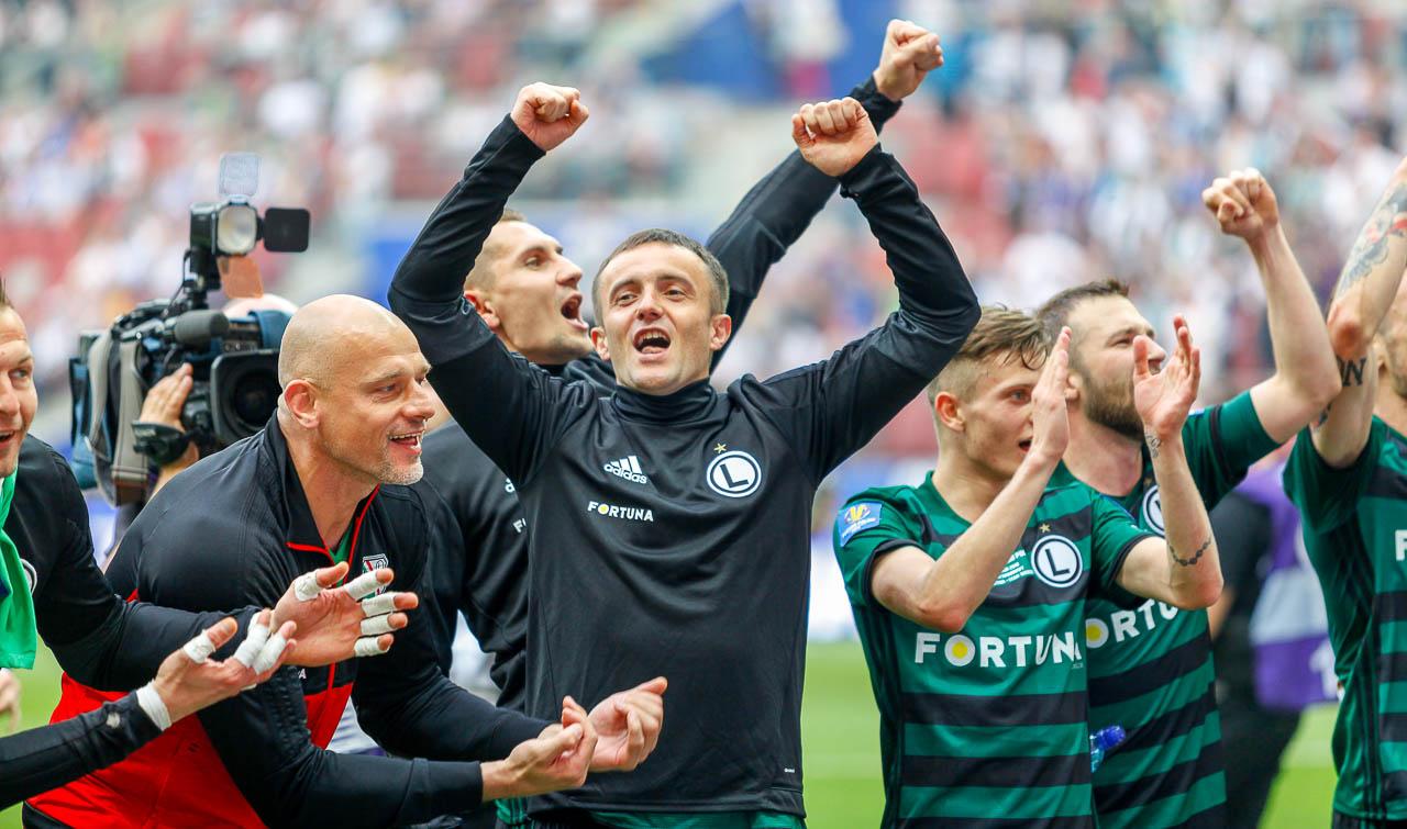 Arka Gdynia 1-2 Legia Warszawa - fot. Piotr Galas (zdjęcie 78 z 142)