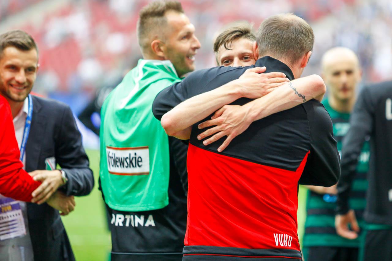Arka Gdynia 1-2 Legia Warszawa - fot. Piotr Galas (zdjęcie 82 z 142)