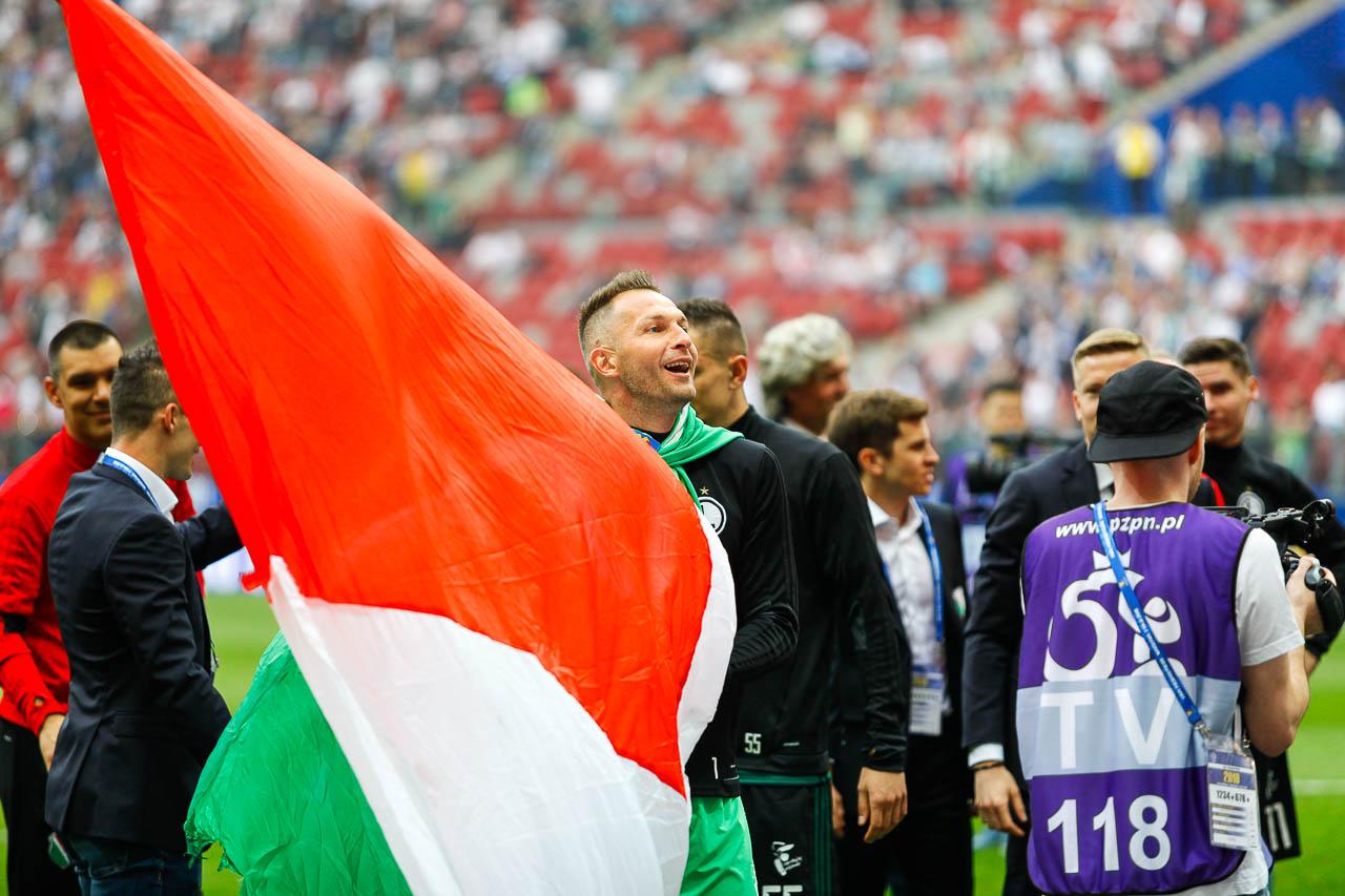Arka Gdynia 1-2 Legia Warszawa - fot. Piotr Galas (zdjęcie 84 z 142)