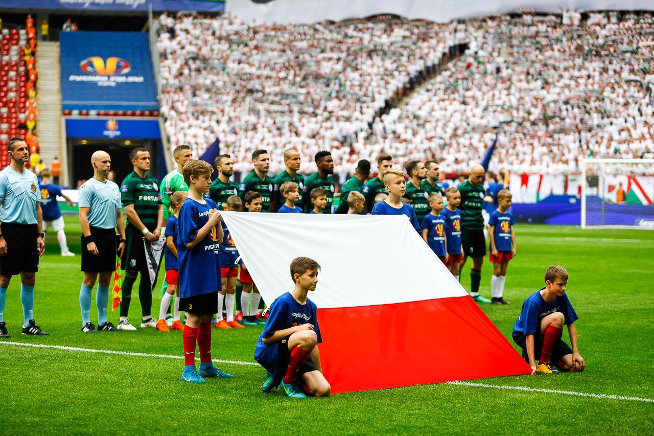 Arka Gdynia 1-2 Legia Warszawa - fot. Piotr Galas (zdjęcie 9 z 142)