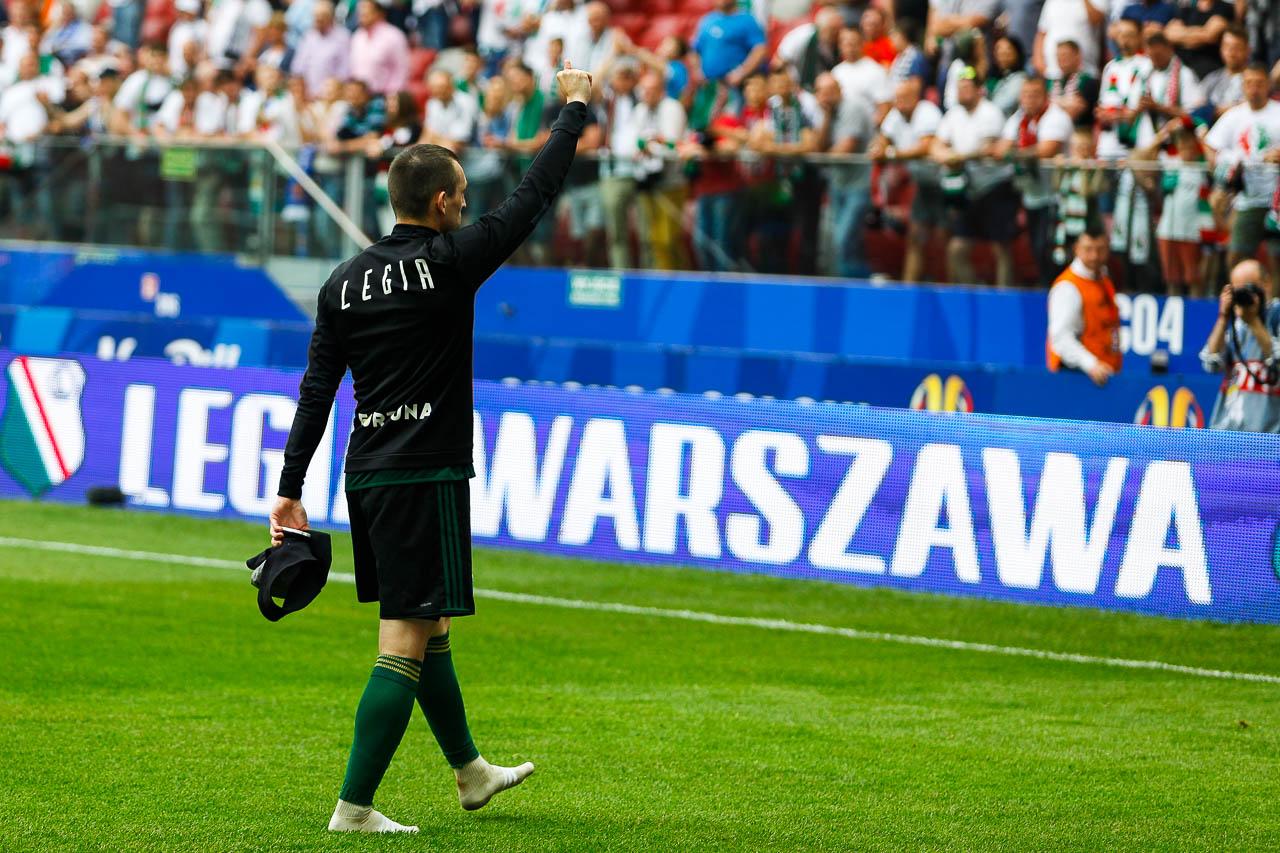 Arka Gdynia 1-2 Legia Warszawa - fot. Piotr Galas (zdjęcie 91 z 142)