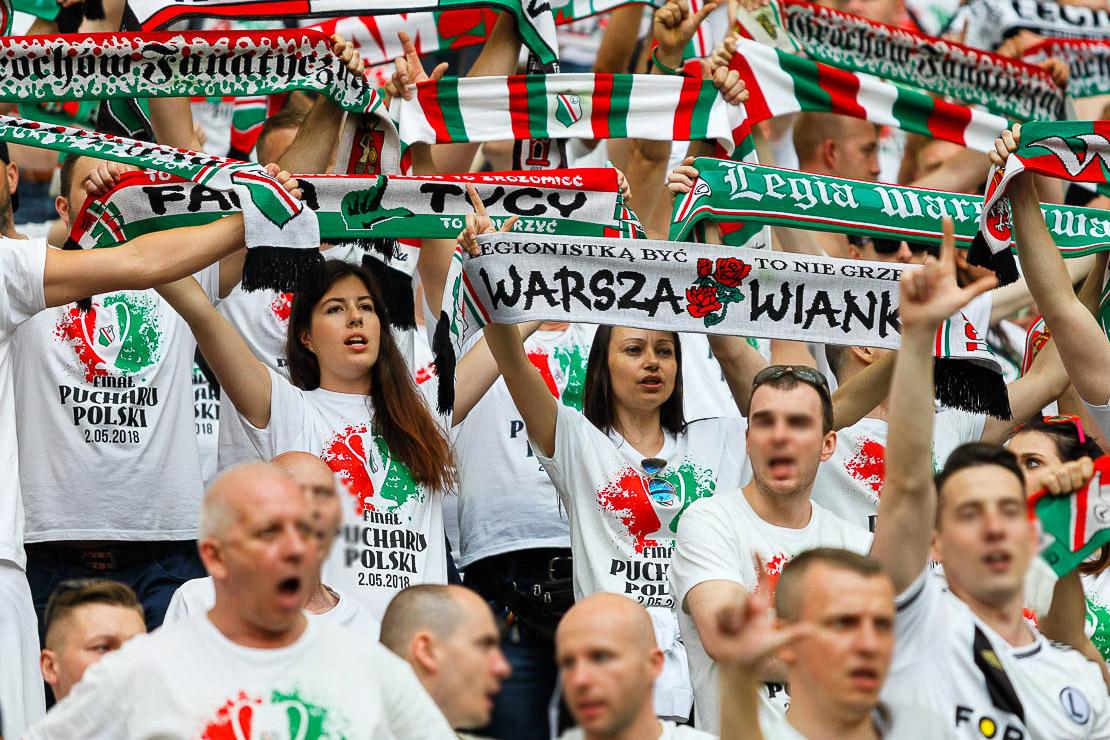 Arka Gdynia 1-2 Legia Warszawa - fot. Piotr Galas (zdjęcie 92 z 142)