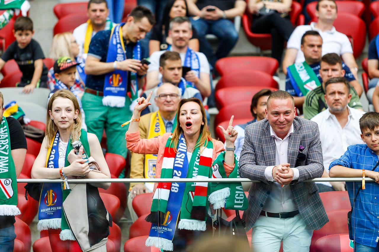 Arka Gdynia 1-2 Legia Warszawa - fot. Piotr Galas (zdjęcie 95 z 142)