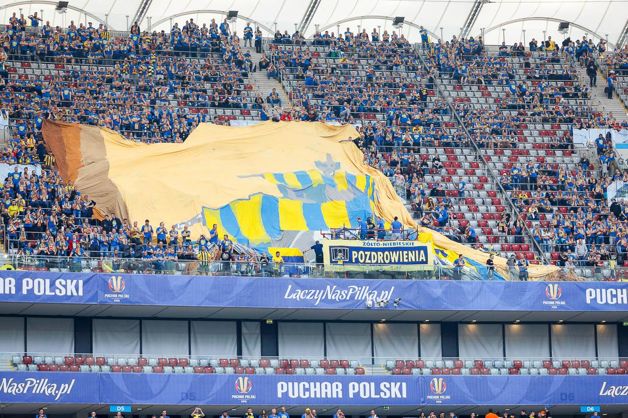 Arka Gdynia 1-2 Legia Warszawa - fot. Piotr Galas (zdjęcie 98 z 142)