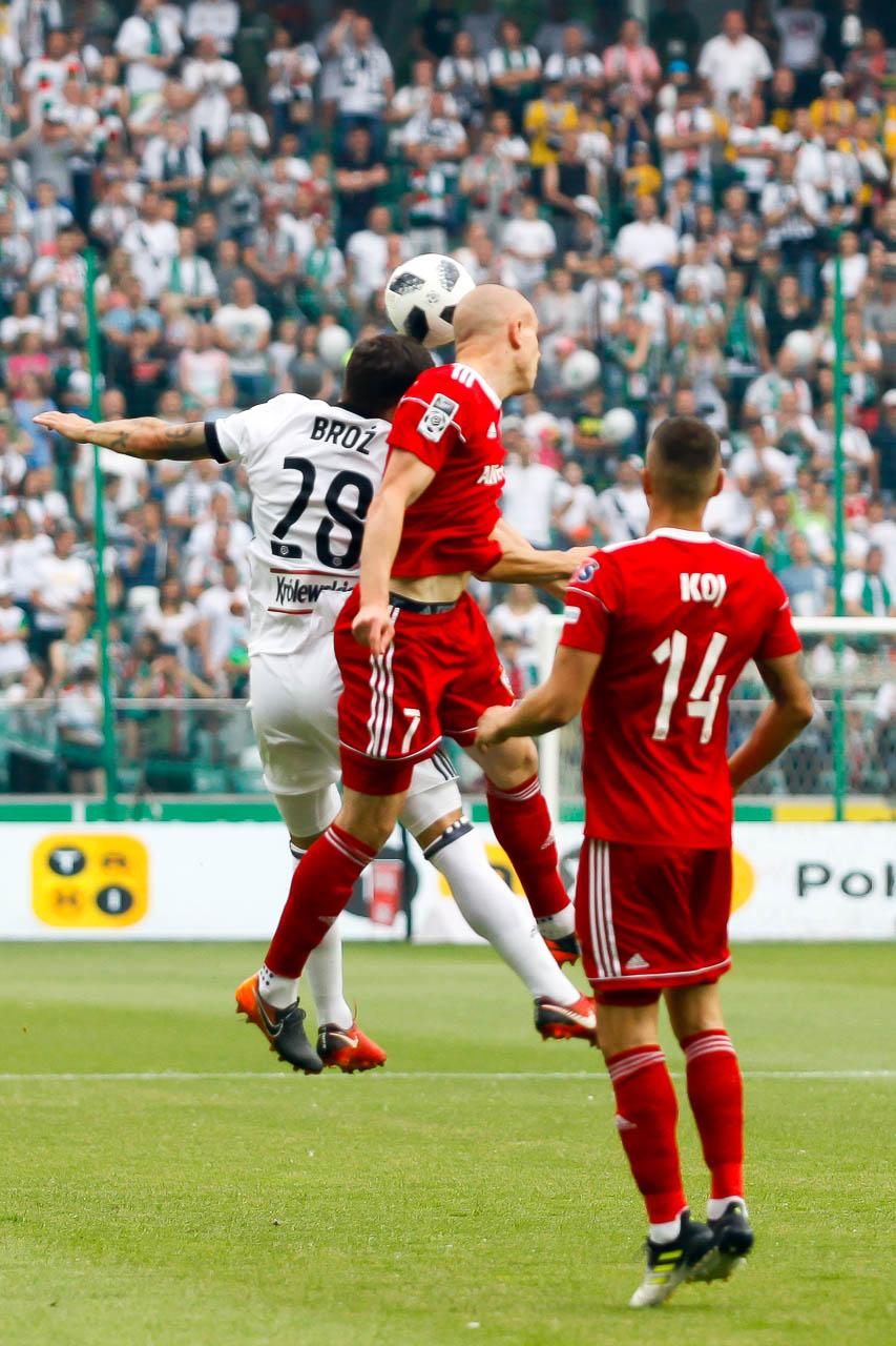 Legia Warszawa 2-0 Górnik Zabrze - fot. Piotr Galas (zdjęcie 11 z 83)