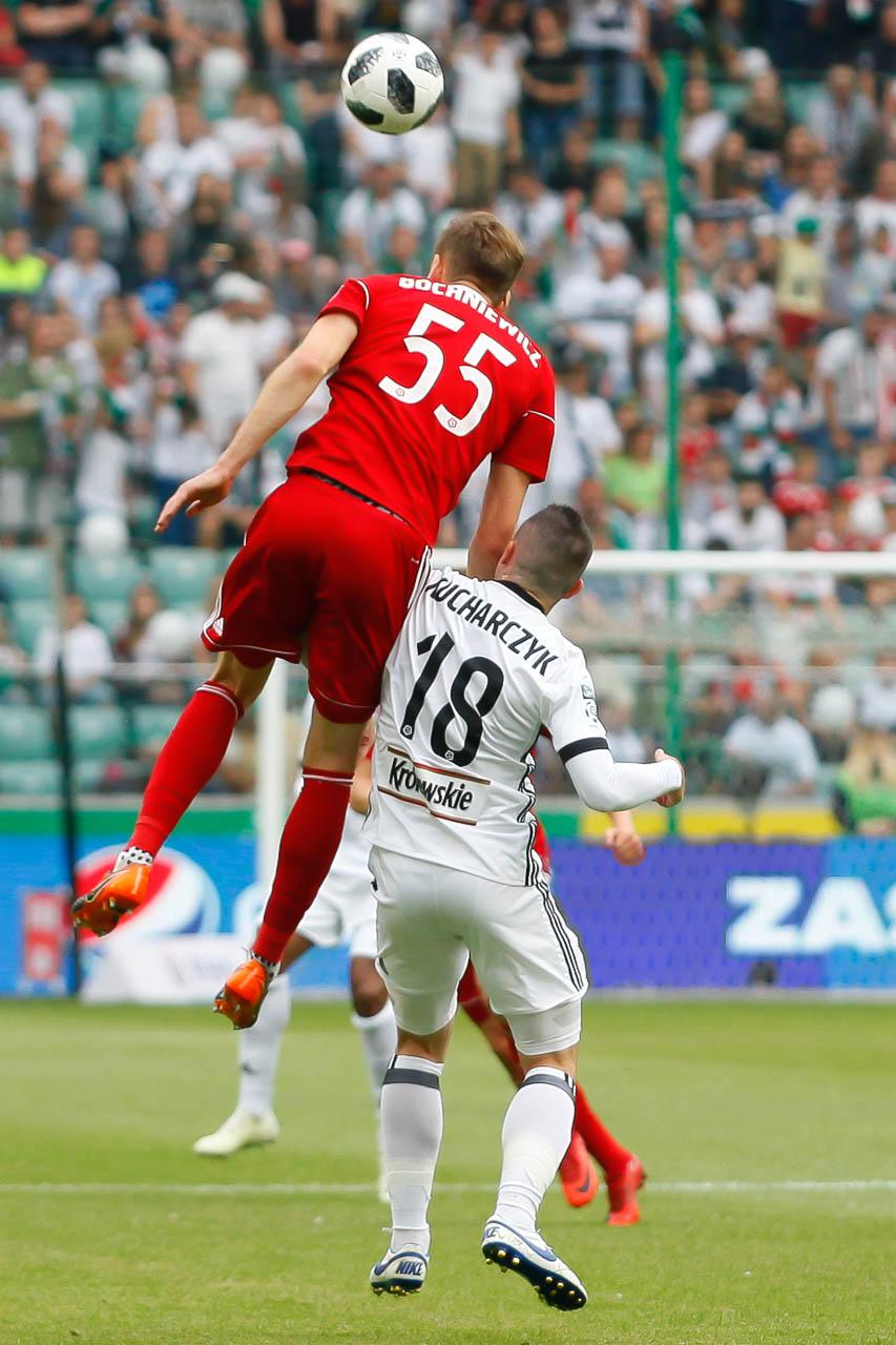Legia Warszawa 2-0 Górnik Zabrze - fot. Piotr Galas (zdjęcie 12 z 83)