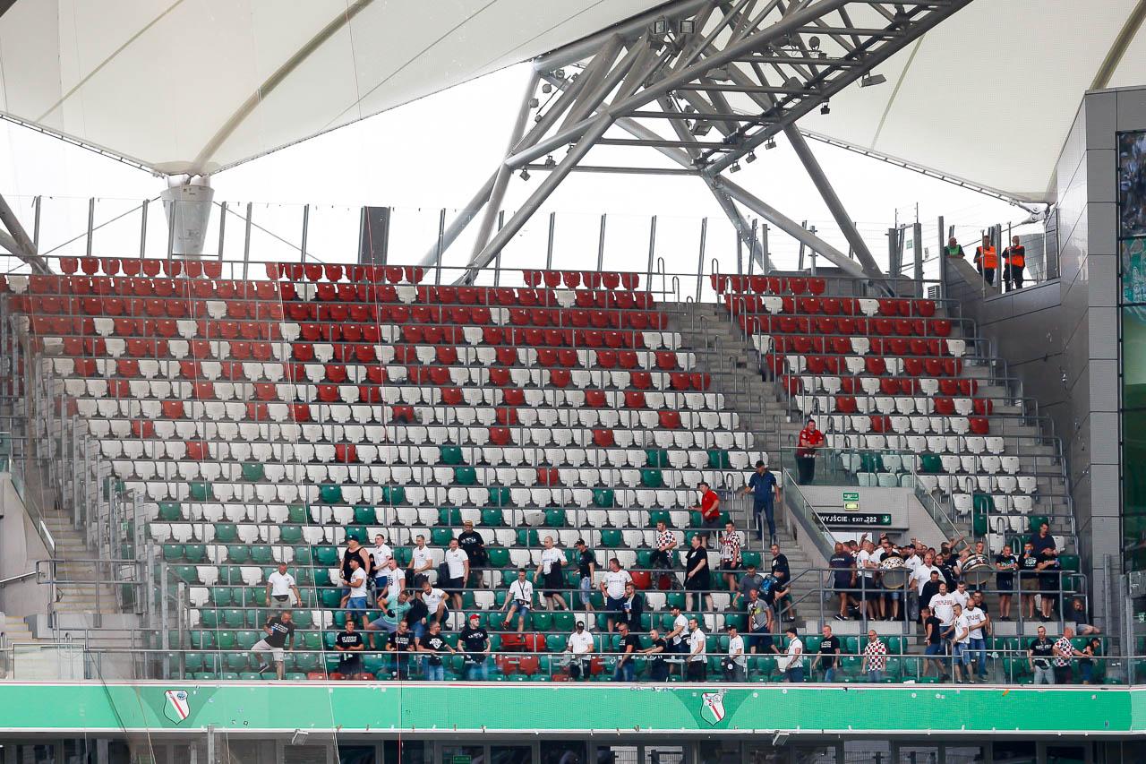 Legia Warszawa 2-0 Górnik Zabrze - fot. Piotr Galas (zdjęcie 17 z 83)