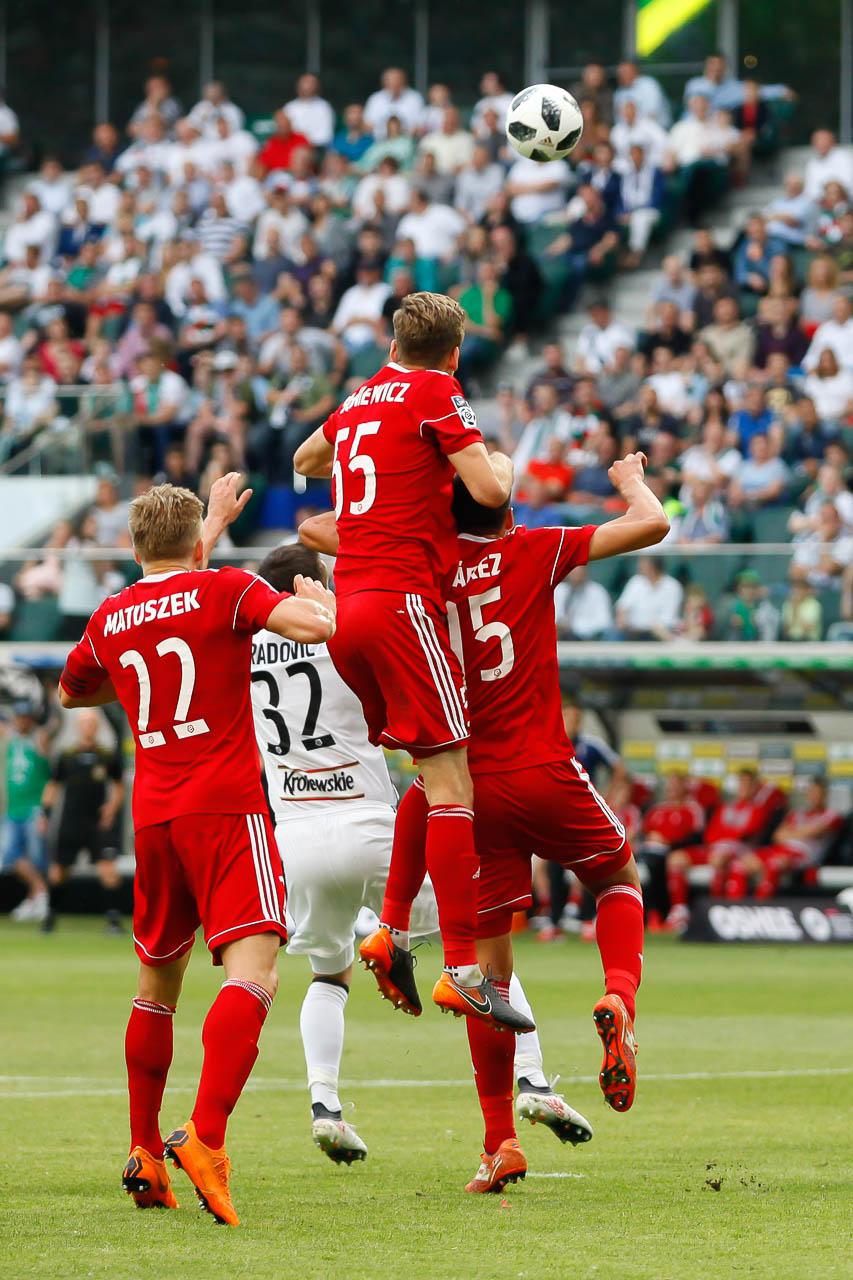 Legia Warszawa 2-0 Górnik Zabrze - fot. Piotr Galas (zdjęcie 19 z 83)