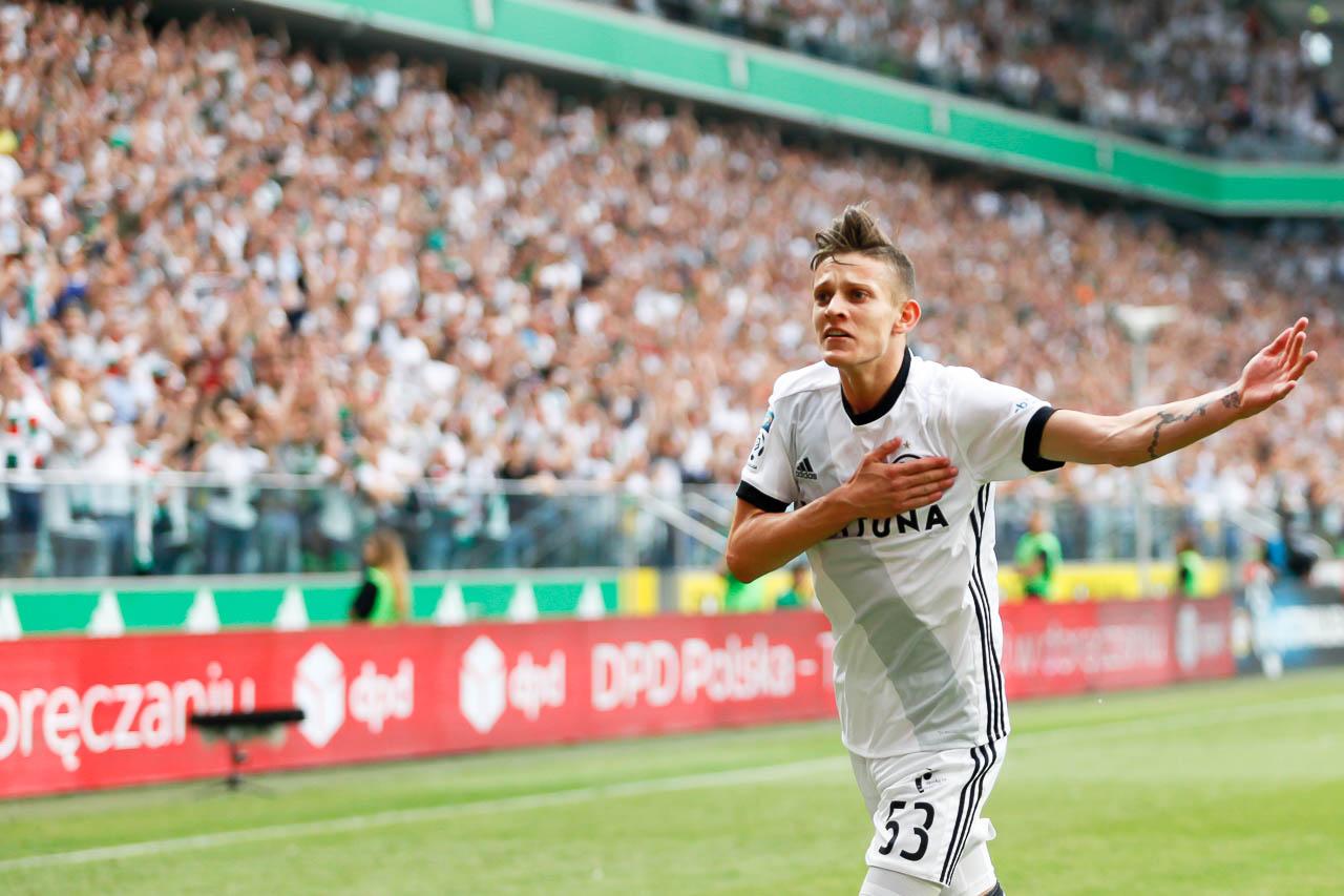 Legia Warszawa 2-0 Górnik Zabrze - fot. Piotr Galas (zdjęcie 28 z 83)