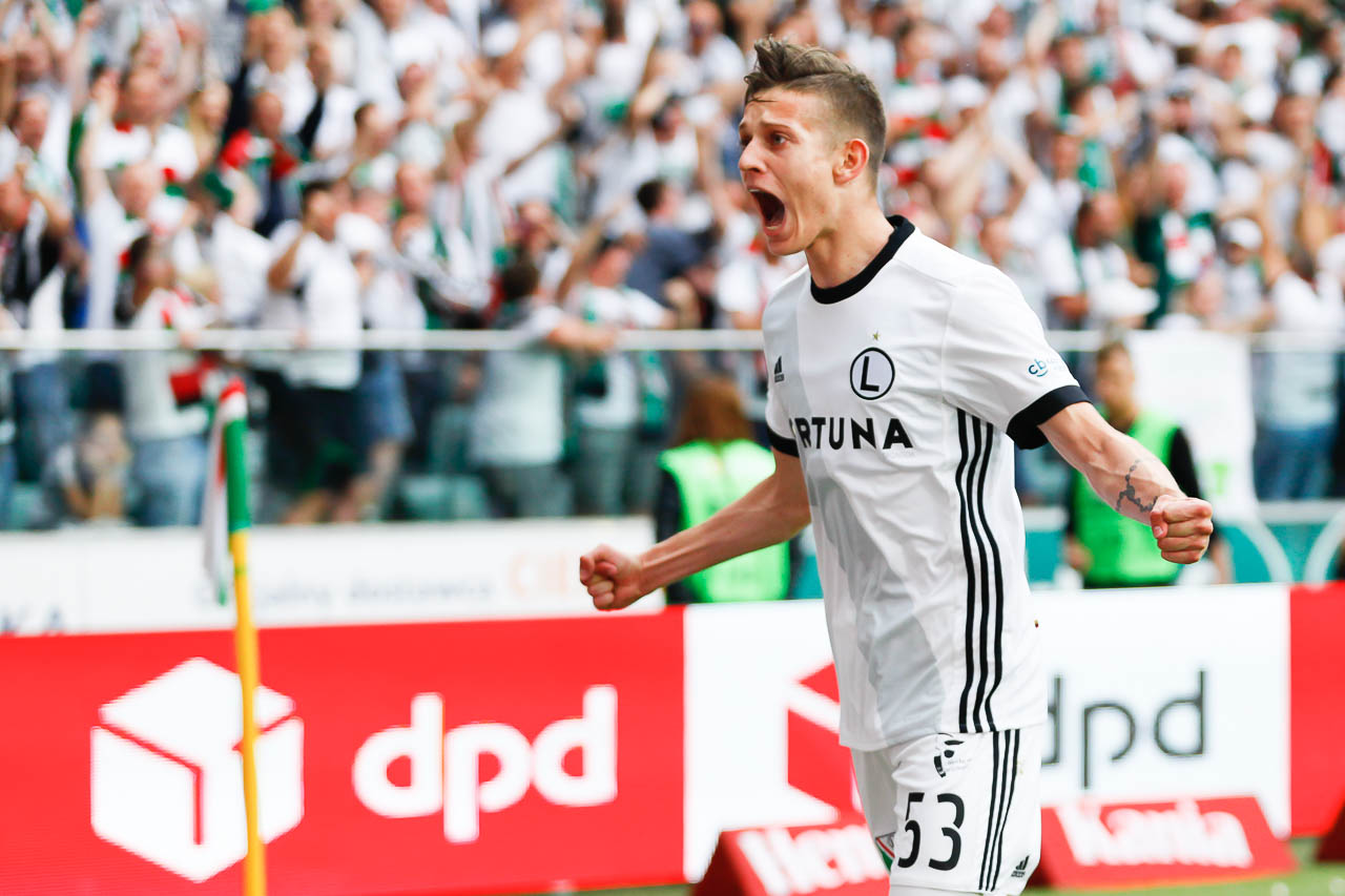 Legia Warszawa 2-0 Górnik Zabrze - fot. Piotr Galas (zdjęcie 30 z 83)