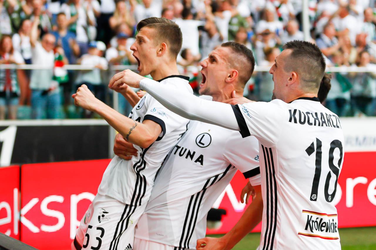 Legia Warszawa 2-0 Górnik Zabrze - fot. Piotr Galas (zdjęcie 31 z 83)