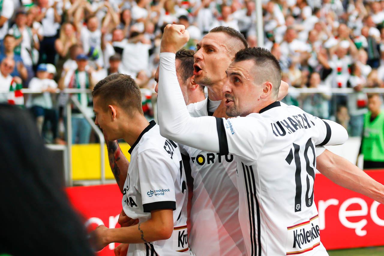 Legia Warszawa 2-0 Górnik Zabrze - fot. Piotr Galas (zdjęcie 33 z 83)